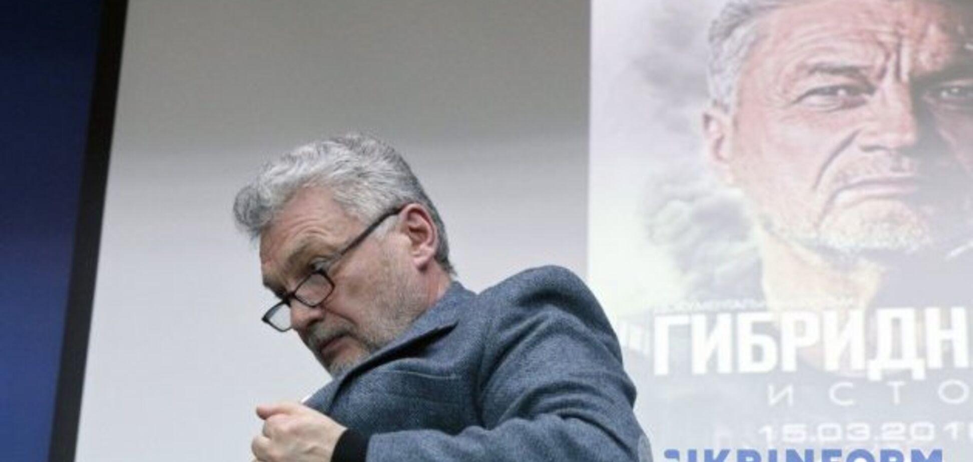 Названа дата премьеры фильма Лойко о гибридной войне в Украине