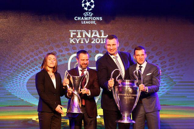 Шевченко проведет жеребьевку 1/4 финала Лиги чемпионов: где и когда смотреть