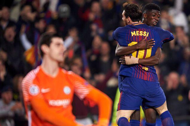 Месси установил два впечатляющих достижения в Лиге чемпионов