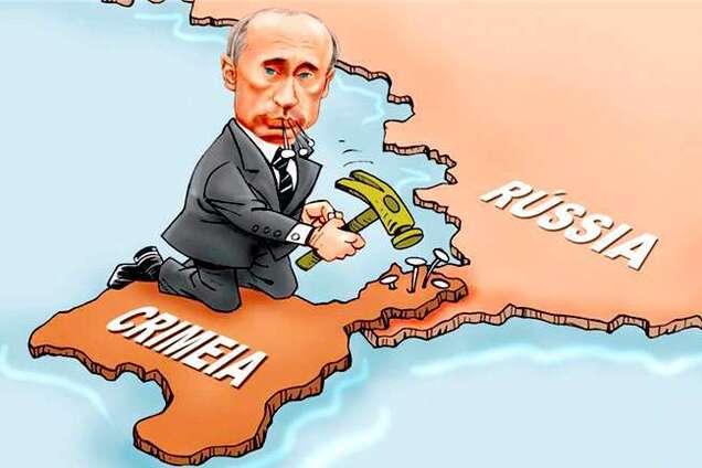 Крым – Украина: Кравчук объяснил Путину простую истину