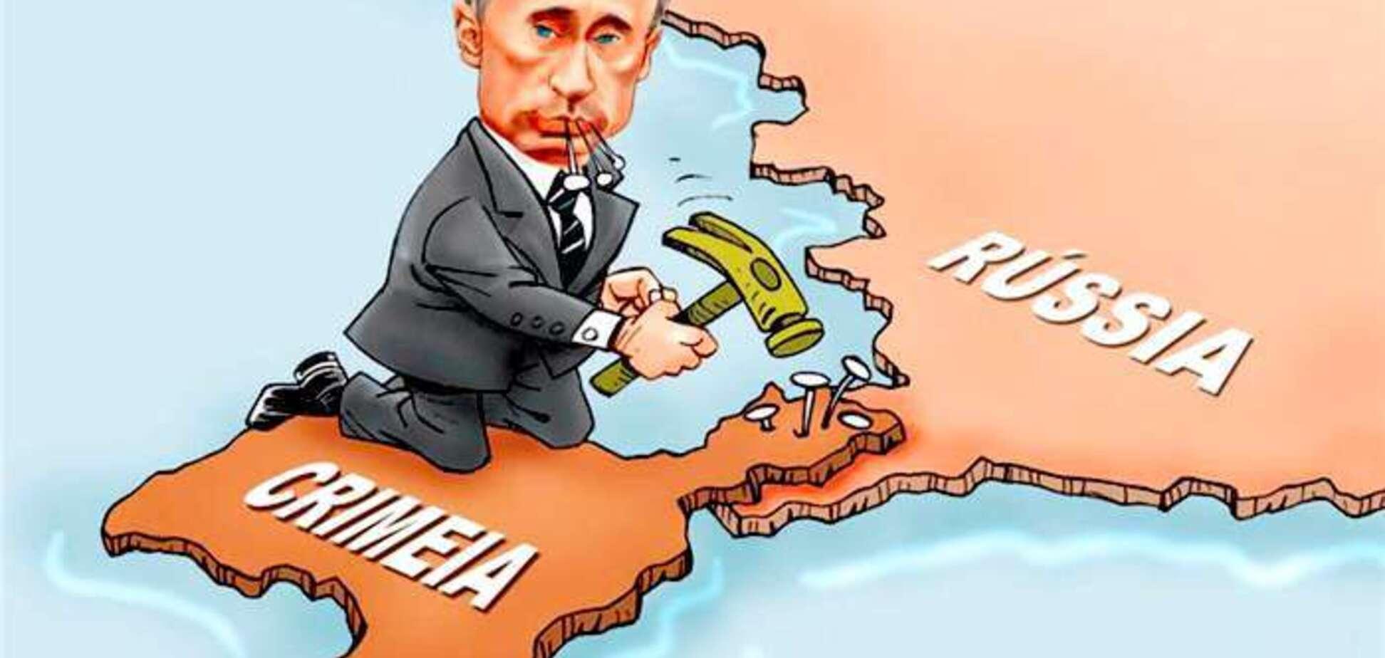 Крим - Україна: Кравчук пояснив Путіну просту істину