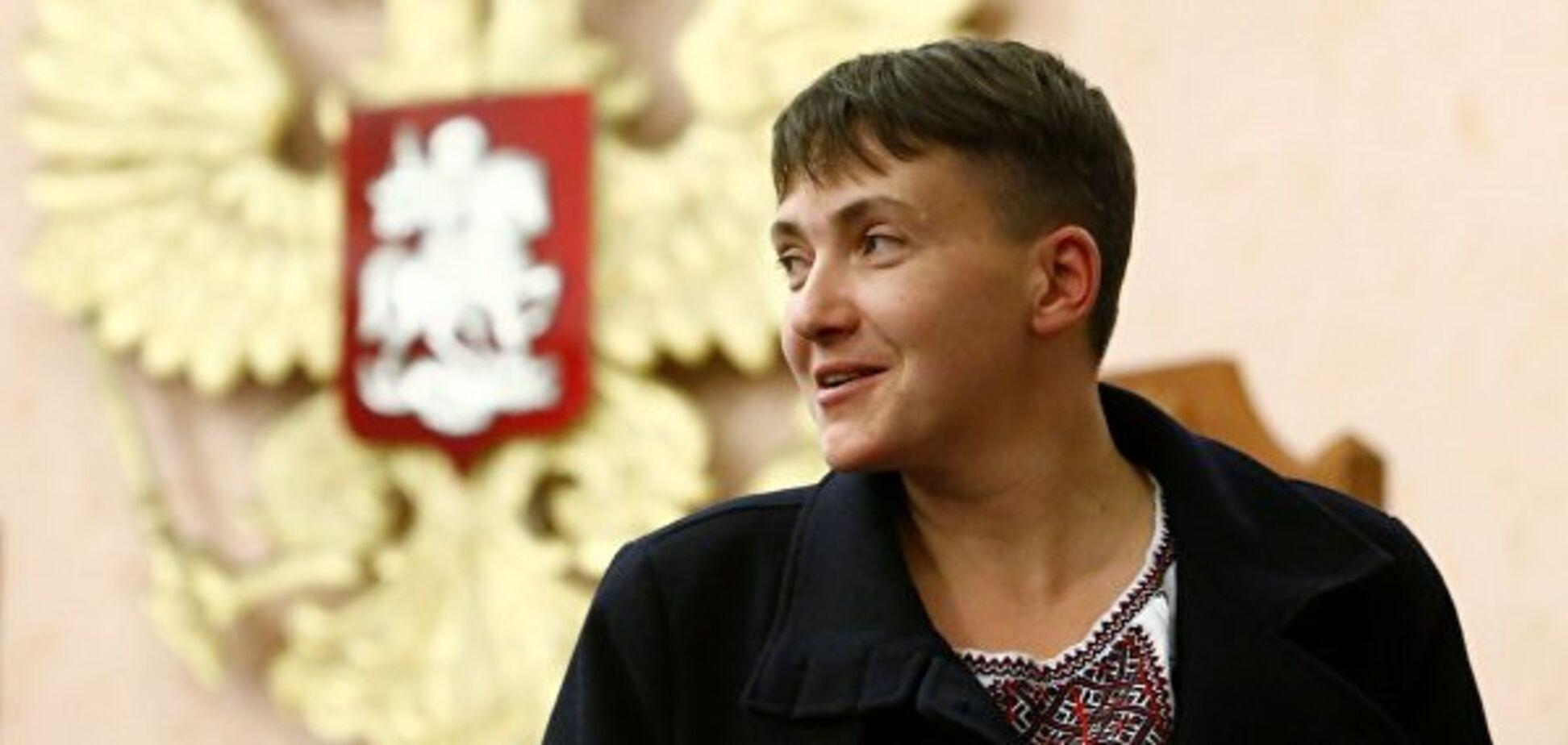 Савченко закликала українців і військових до держперевороту
