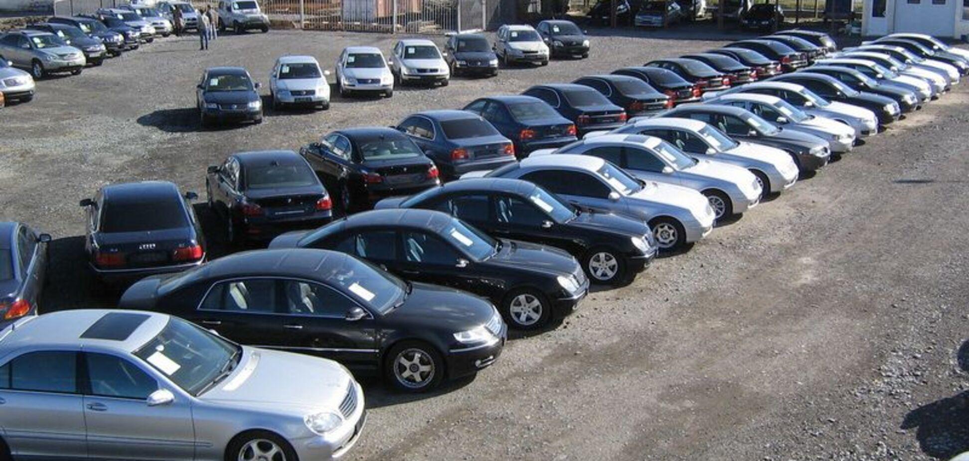 Які машини купують в Запоріжжі
