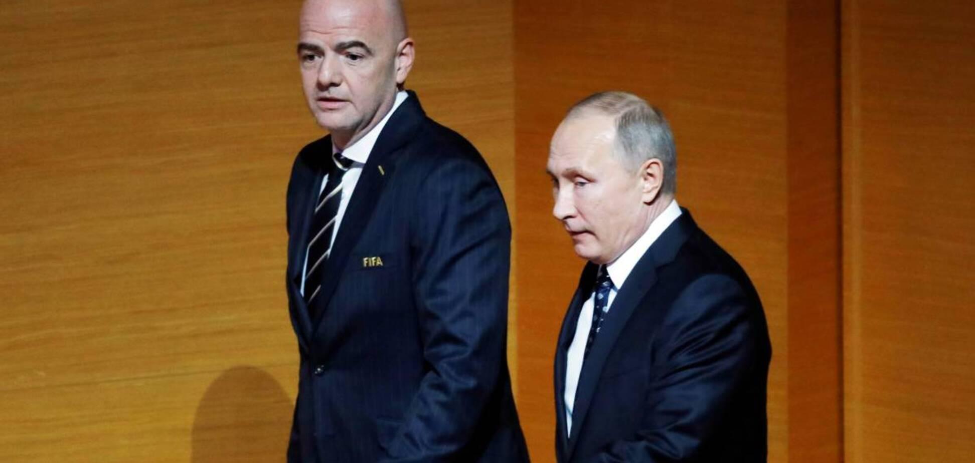 ФИФА в панике: в Испании высказались о бойкоте ЧМ-2018