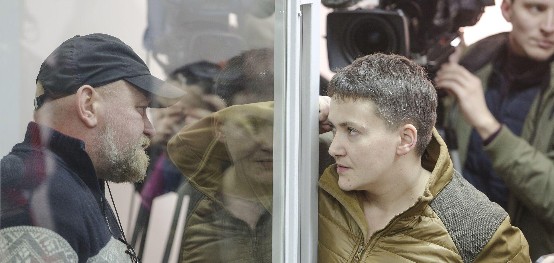 Савченко явилась в СБУ и назвала виновных в расстрелах на Майдане: все подробности