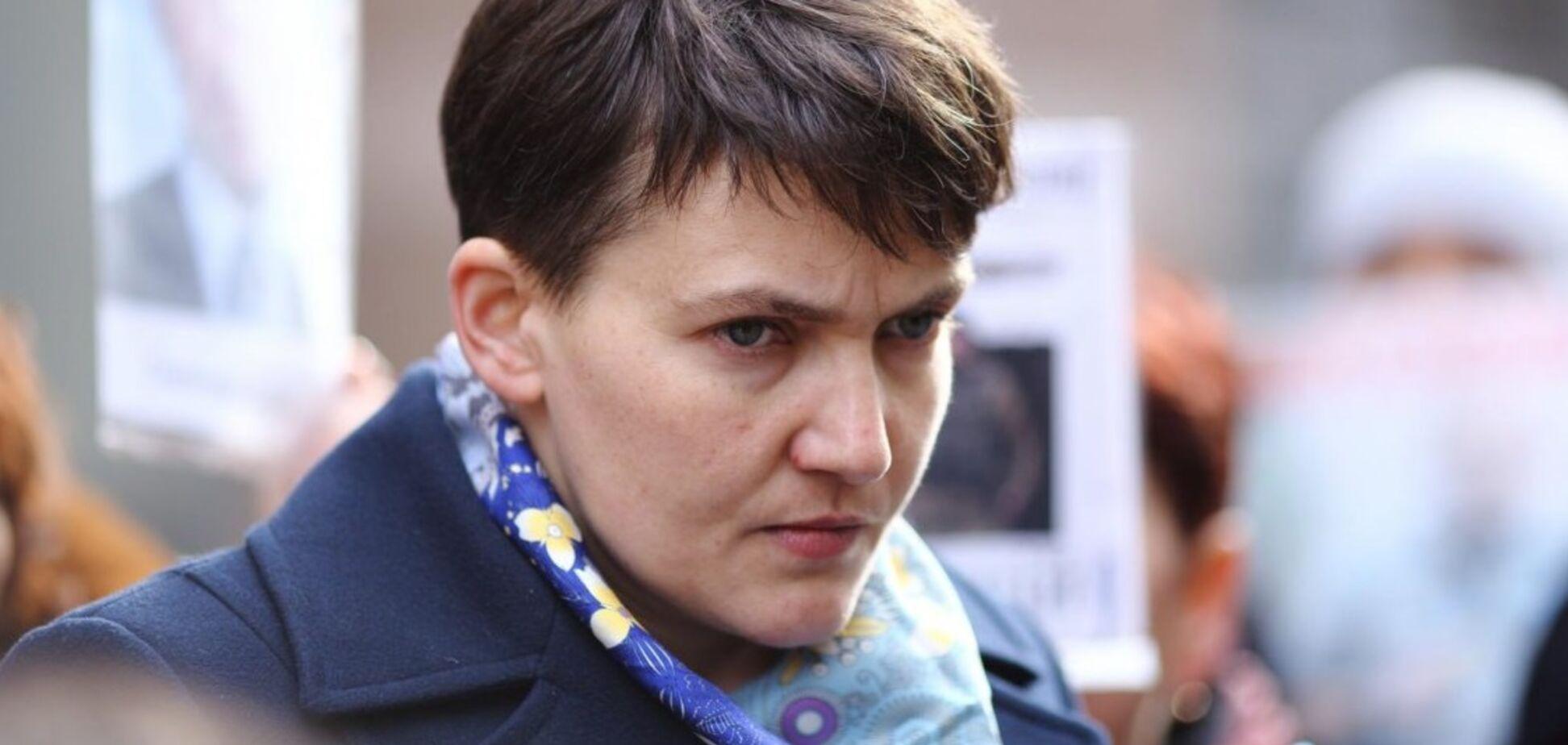 Арест Савченко: в Раде сообщили новые подробности