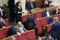 'Нашли пистолет и гранату': Савченко вывели из зала Рады