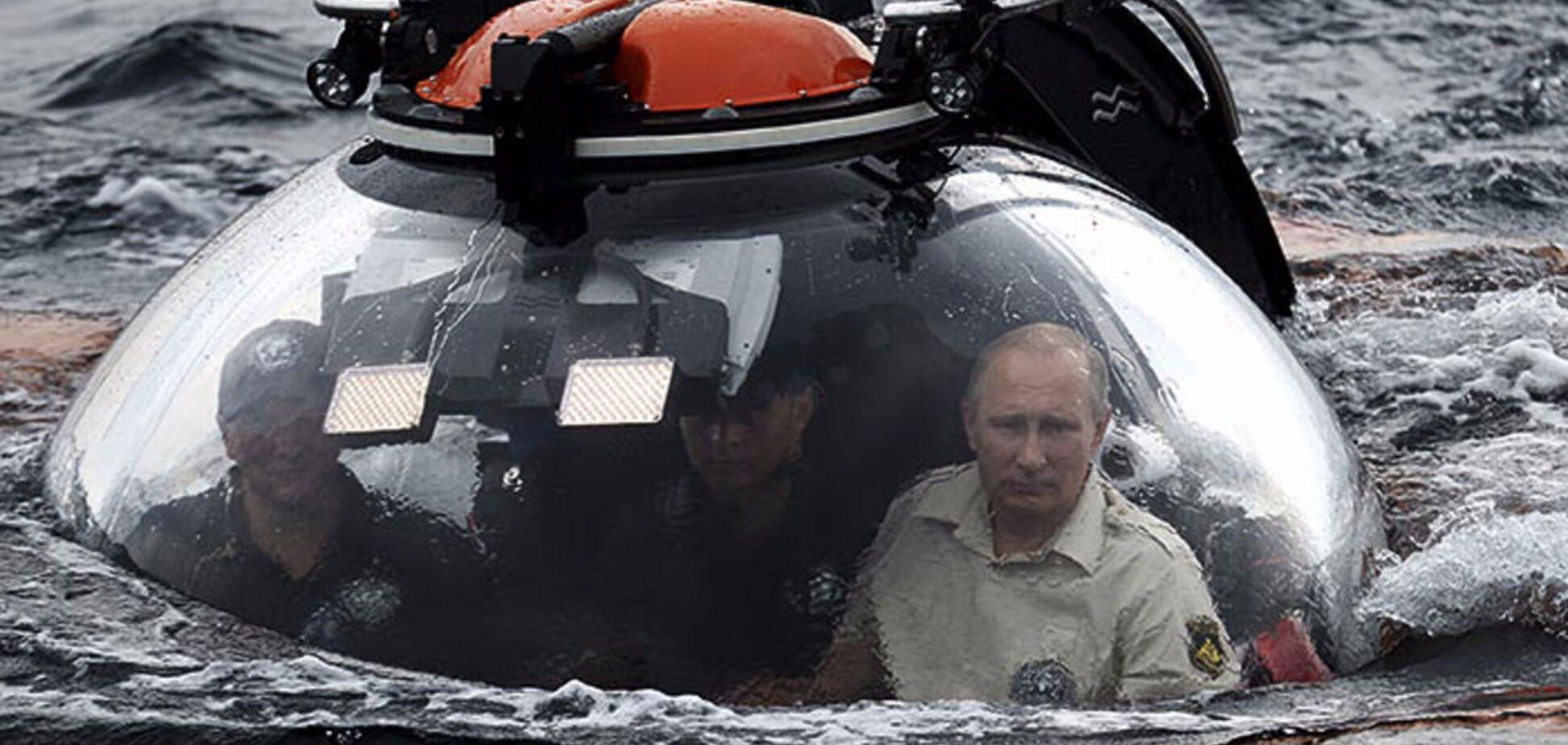 'Блага ціль': Гозман пояснив візит Путіна до Криму