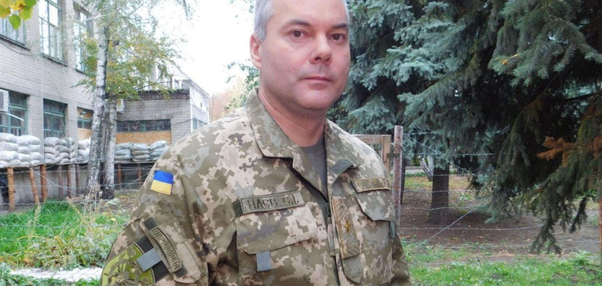 Порошенко призначив командувача Об'єднаних сил: що про нього відомо
