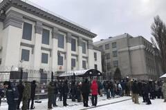 Москва у сказі: Київ звинуватили у втручанні в справи Росії