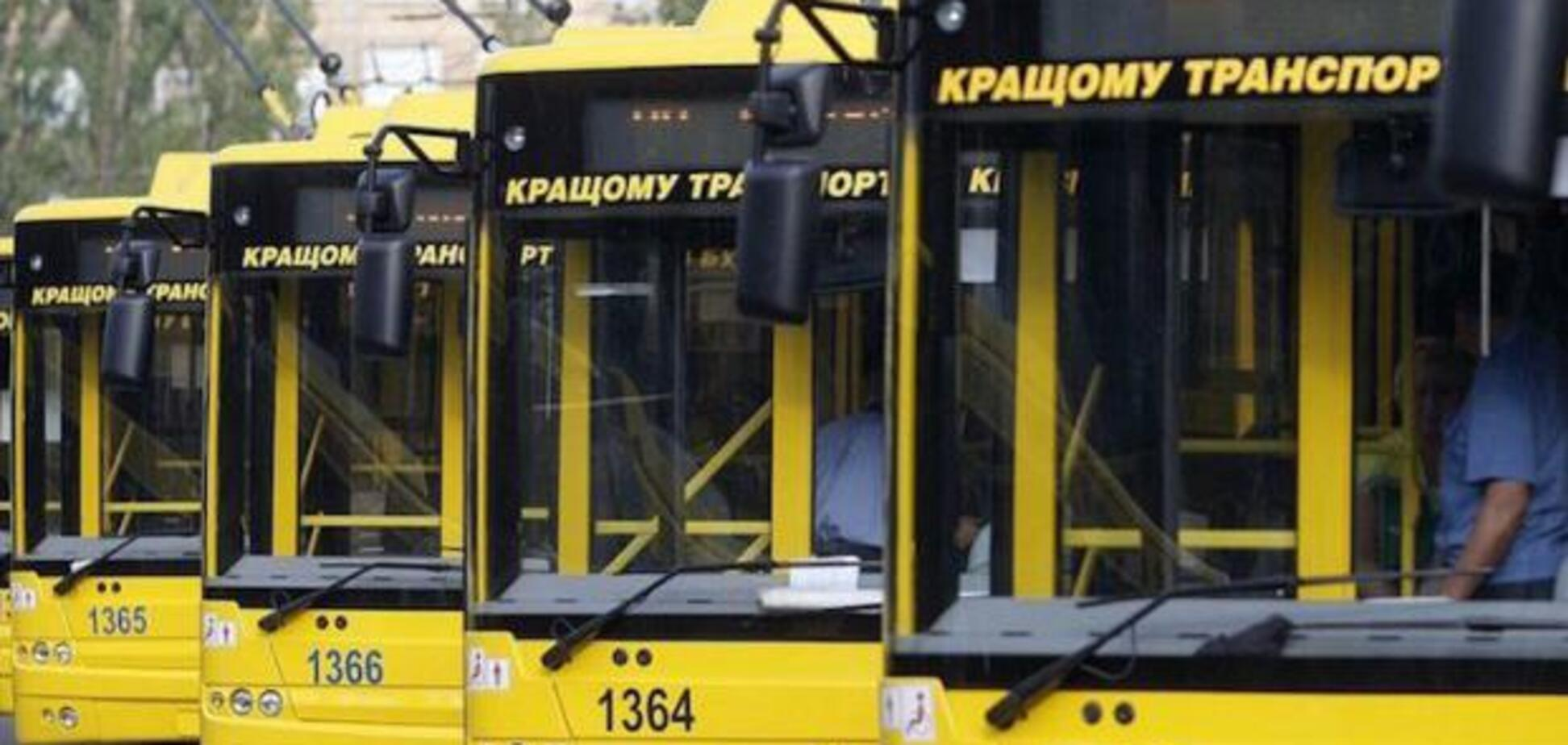Во Львове появятся 50 новых троллейбусов