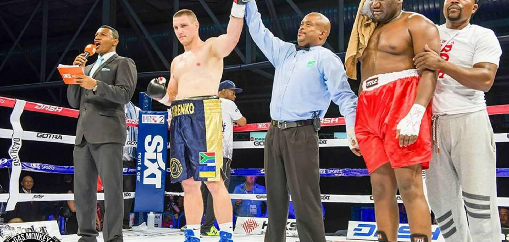 Непобедимый украинский боксер добыл яркую победу нокаутом - опубликовано видео