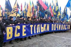 Націоналісти не скасують акцію під посольством Росії в Києві