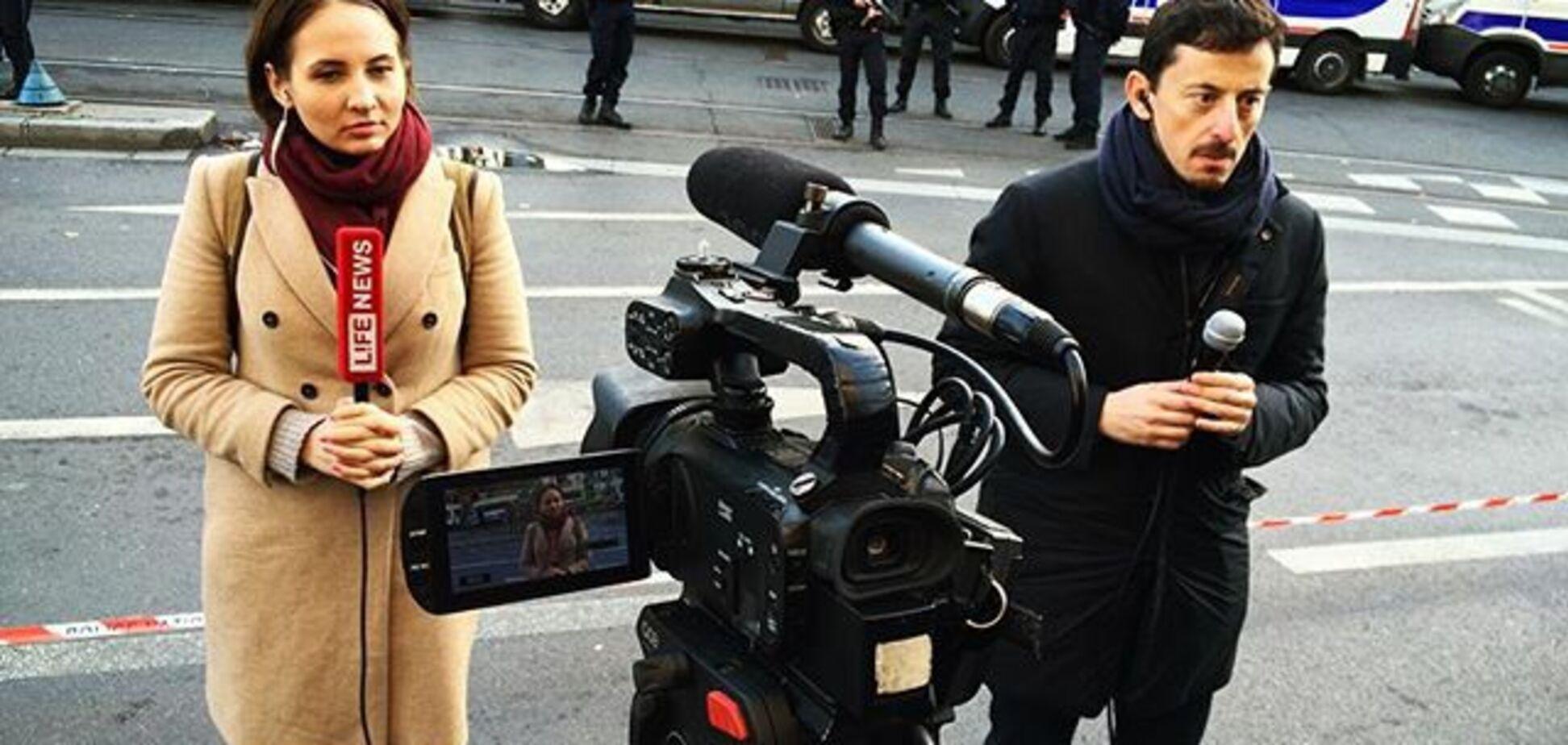 Из Украины выгнали пропагандистку КремльТВ