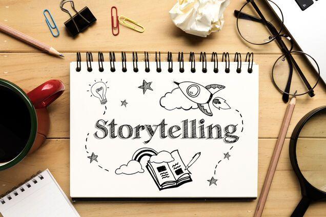 Курс вебинаров Online Media Guru (OMG): storytelling