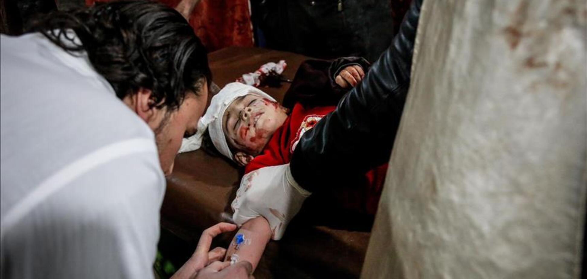Самолеты Путина ударили фосфорными бомбами по Сирии: десятки жертв. Опубликовано видео