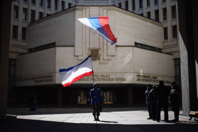 Еще один украинский телеканал оскандалился с Крымом