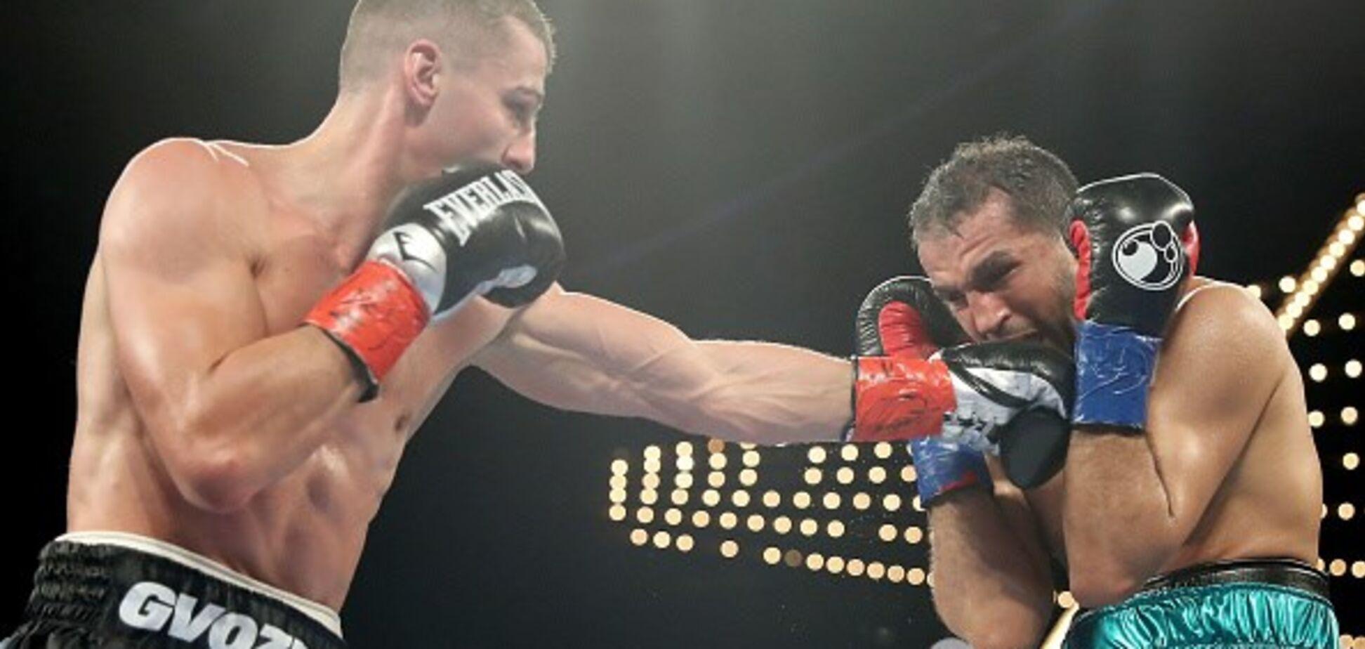 Гвоздик - Амар: кращі моменти бою
