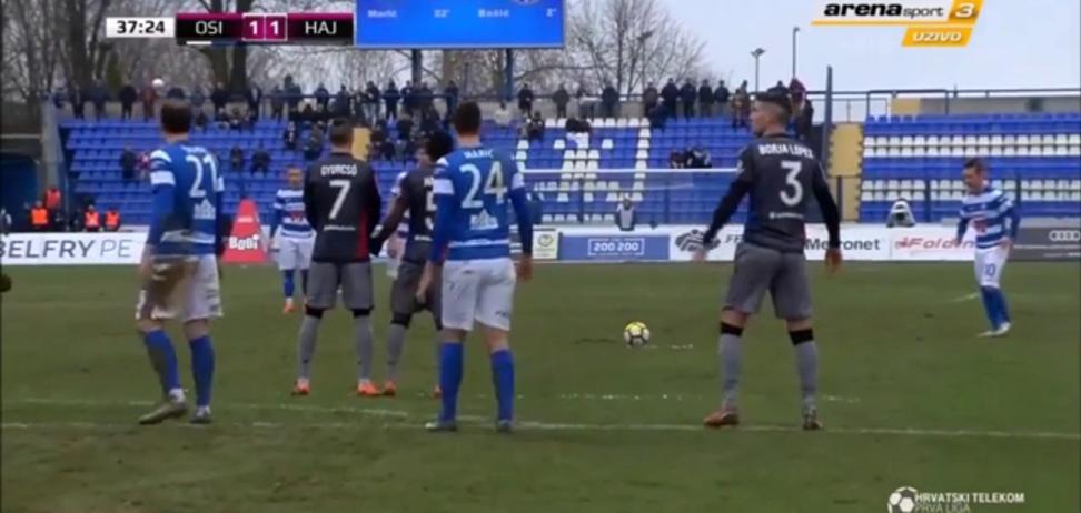 Український футболіст забив розкішний гол з 35 метрів: відео шедевра