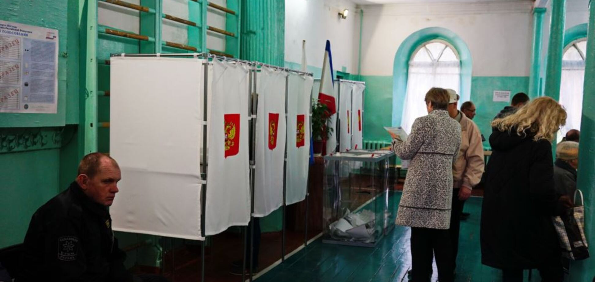 Вибори президента Росії в Криму: в Меджлісі спростували перемогу Путіна