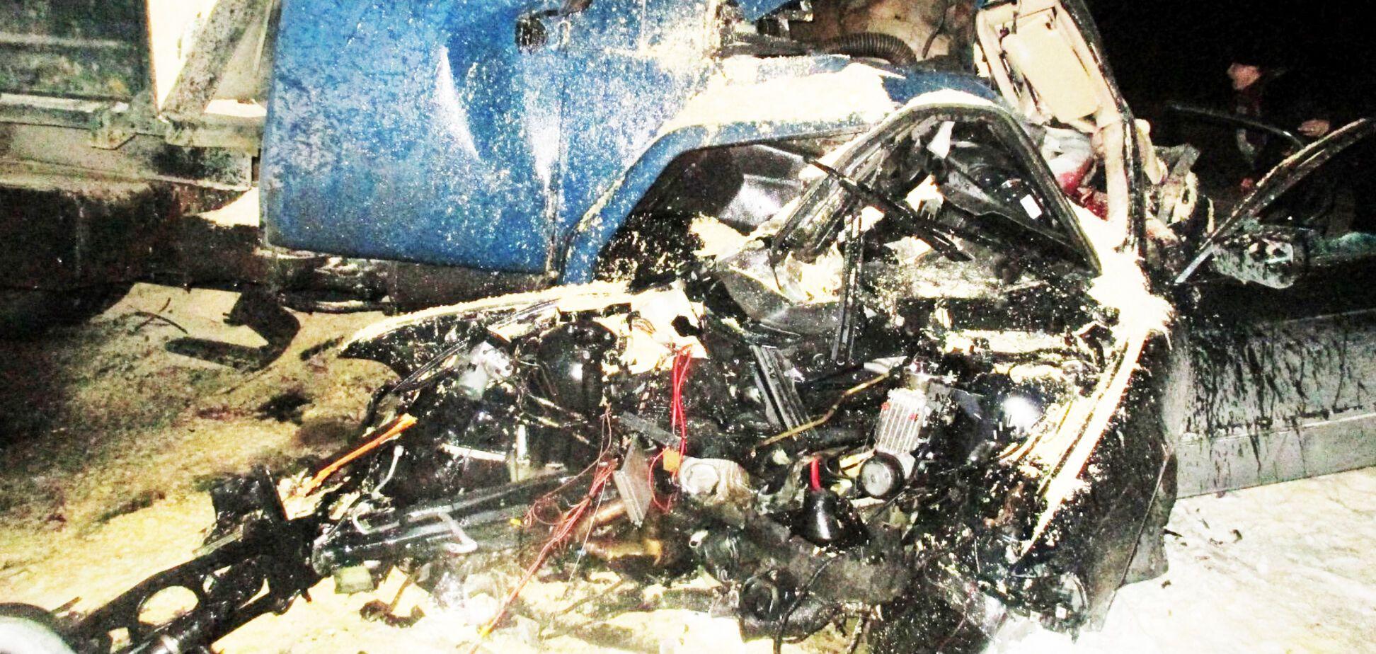 Восемь трупов в двух ДТП: топ аварий в Украине за неделю