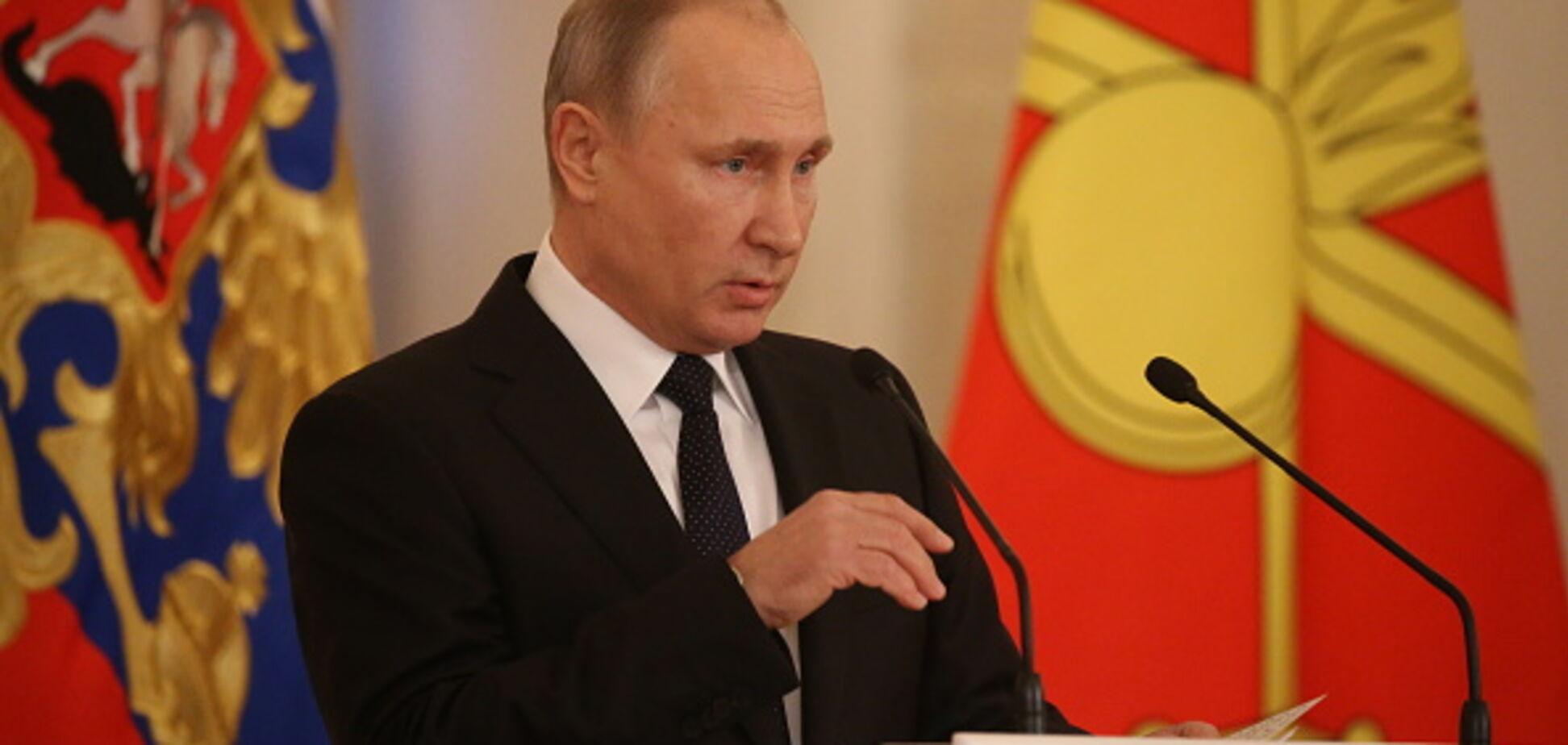 По примеру Китая: Путин может стать пожизненным правителем России