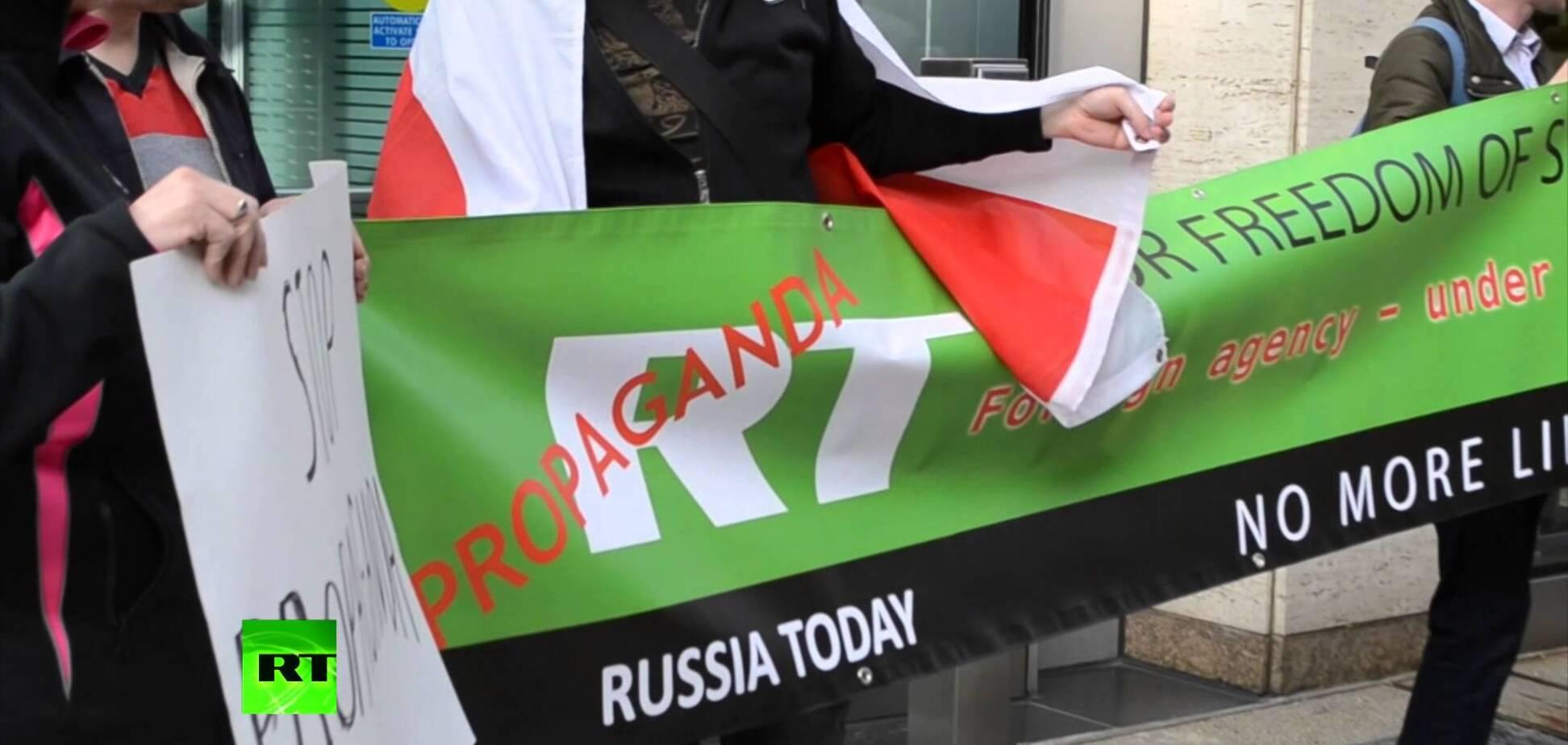 'RT говорят правду!' В США рассказали, как защищали пропаганду Кремля