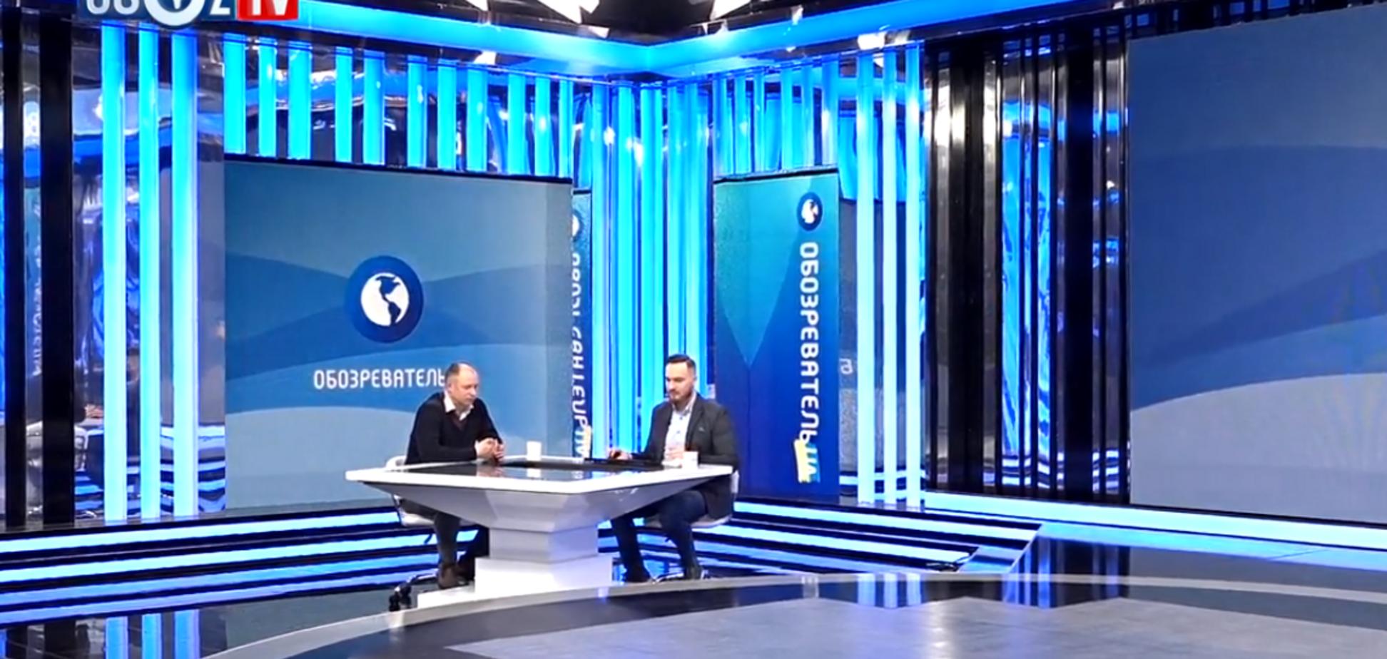 Они боятся: Жданов объяснил, почему Запад не допустит развала России