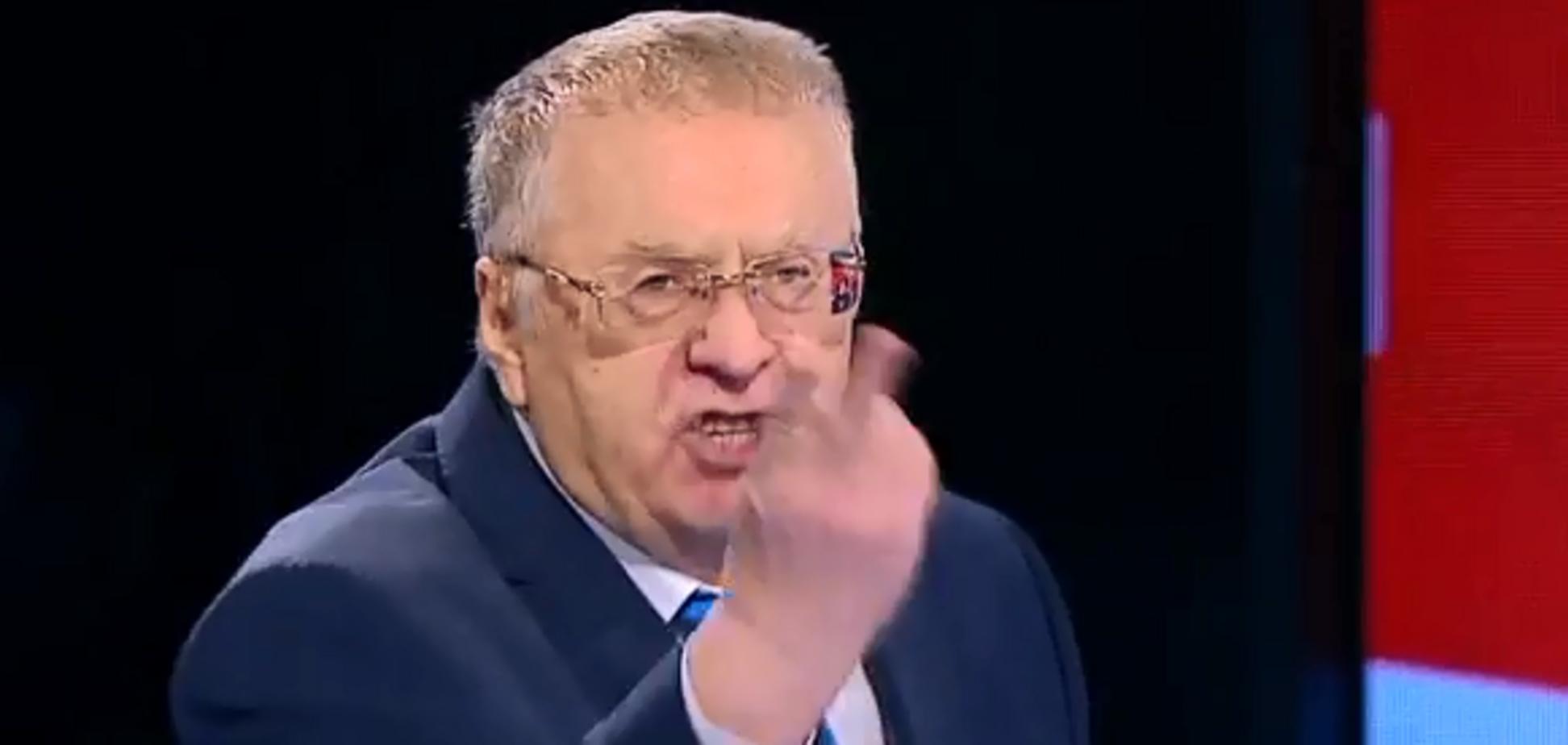 'Голосовали лесбиянки': Жириновский сделал гомофобское заявление о Собчак