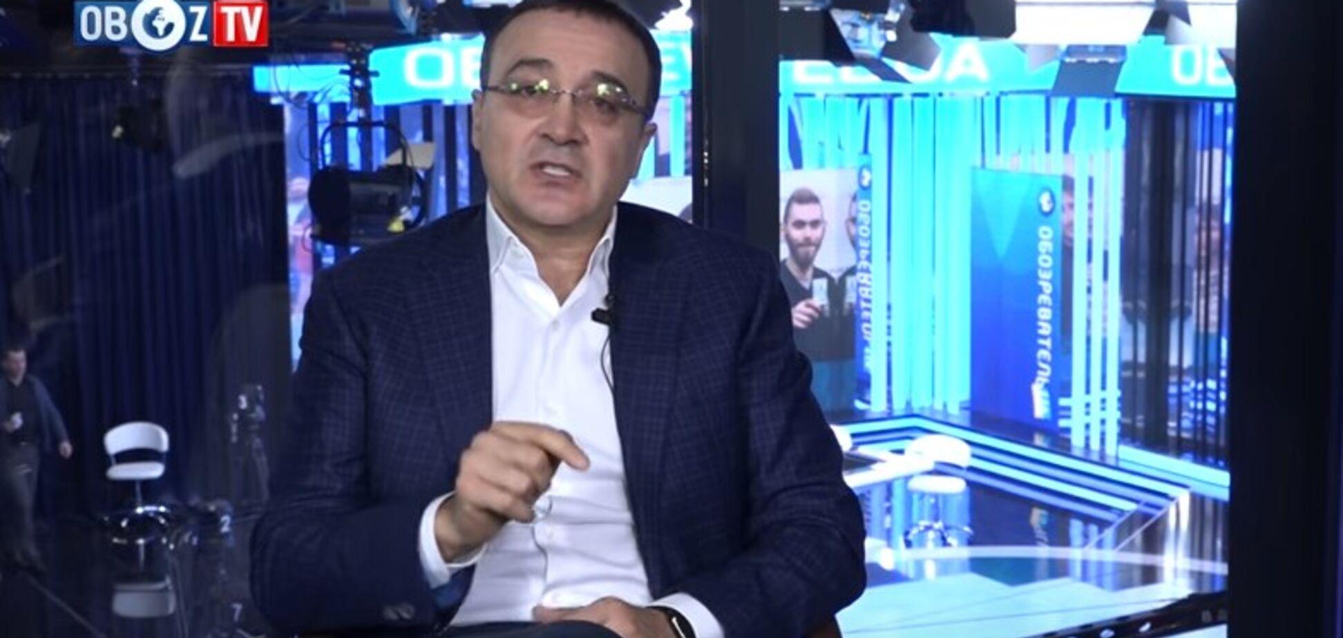 Украине нужны такие точки роста, как индустриальные парки – Игорь Никонов