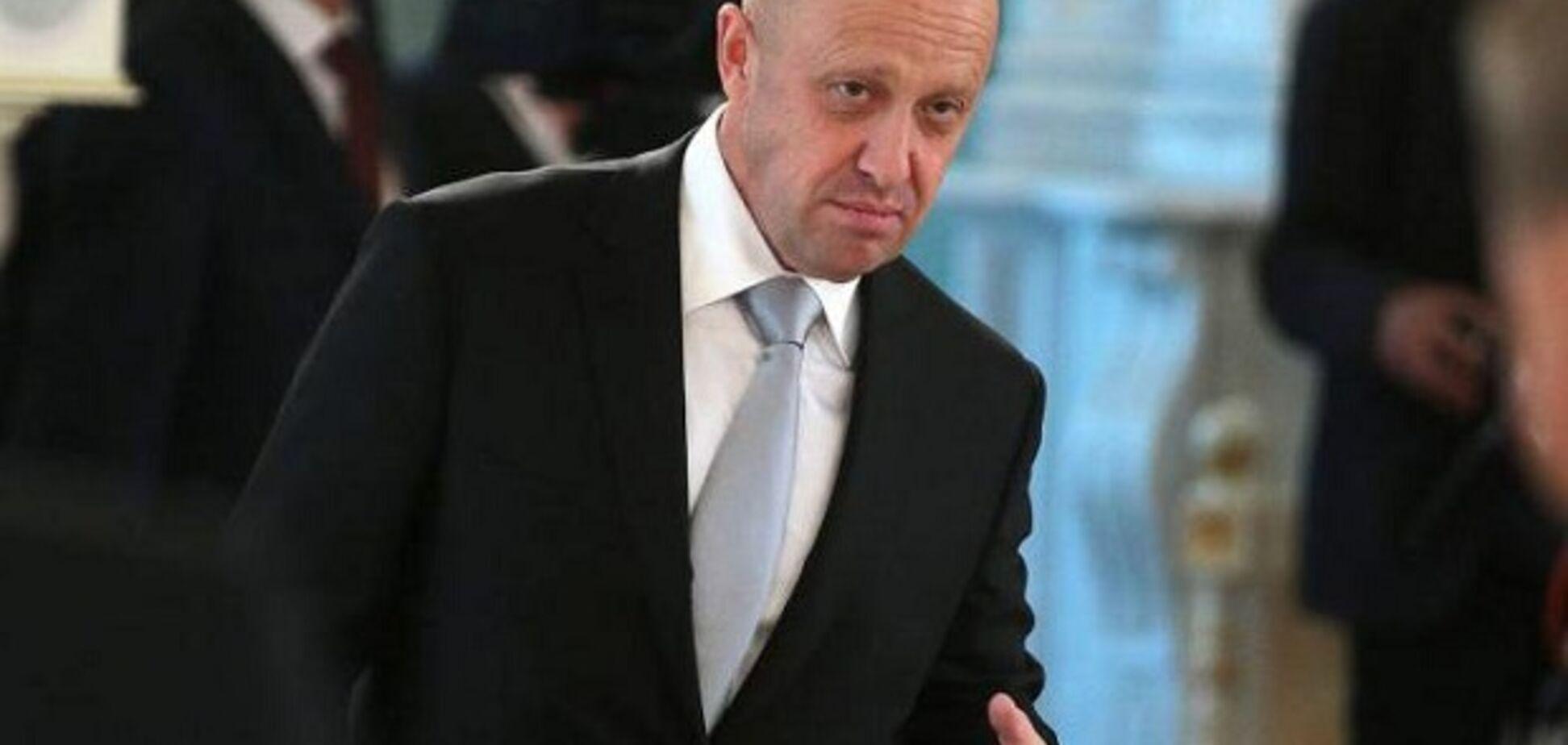 'Повар Путина' попал в немилость после разгрома 'вагнеровцев' - СМИ