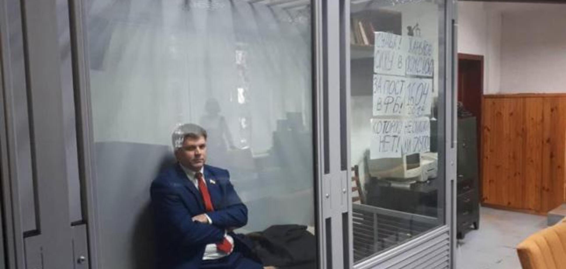 Скандального проросійського екс-депутата випустили із СІЗО