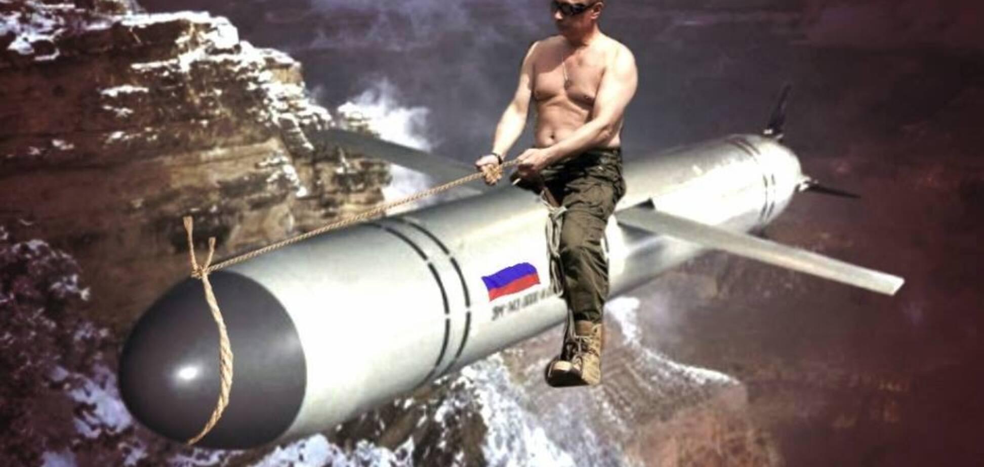 Артиллерист высмеял 'грозную' ракету Путина