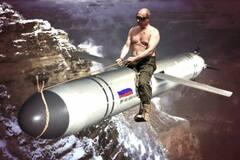 Артилерист висміяв 'грізну' ракету Путіна