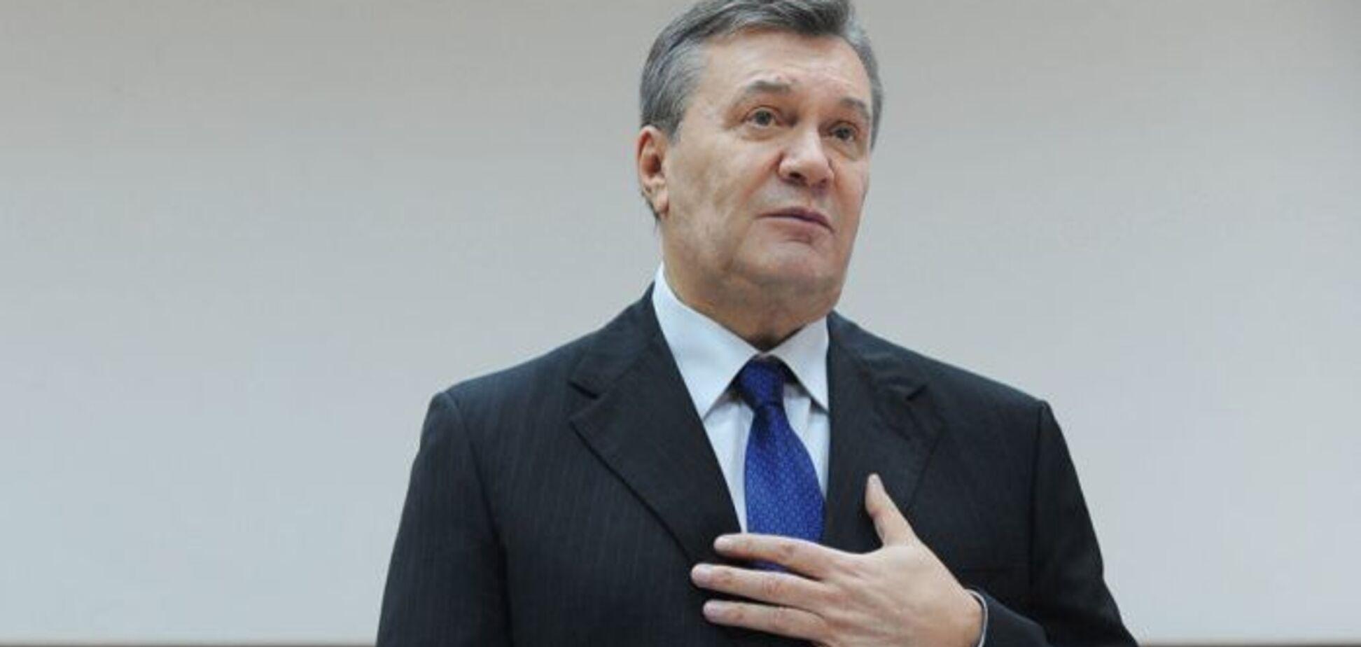 'Мені дуже важко': Янукович розповів, як і за що живе в Росії