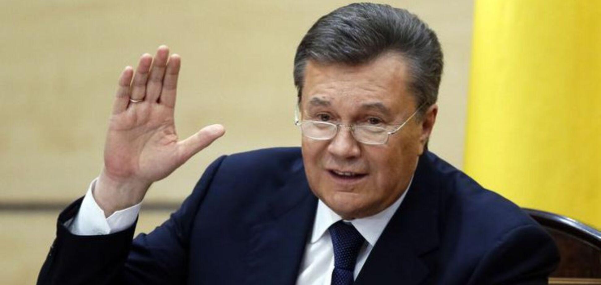 'Я особисто звернуся': Янукович пообіцяв організувати переговори Києва і 'ЛДНР'