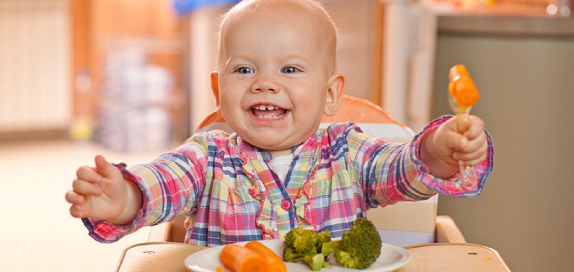 Весенний авитаминоз: чем кормить ребенка