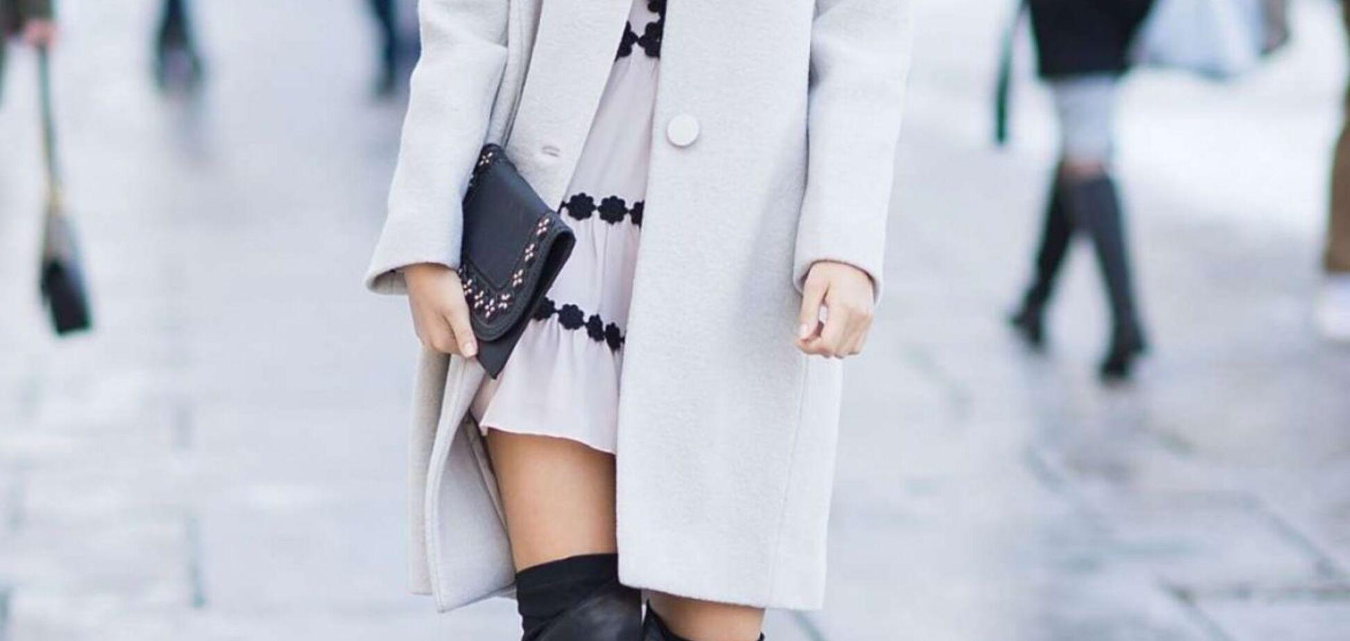 Хто купує біле пальто?