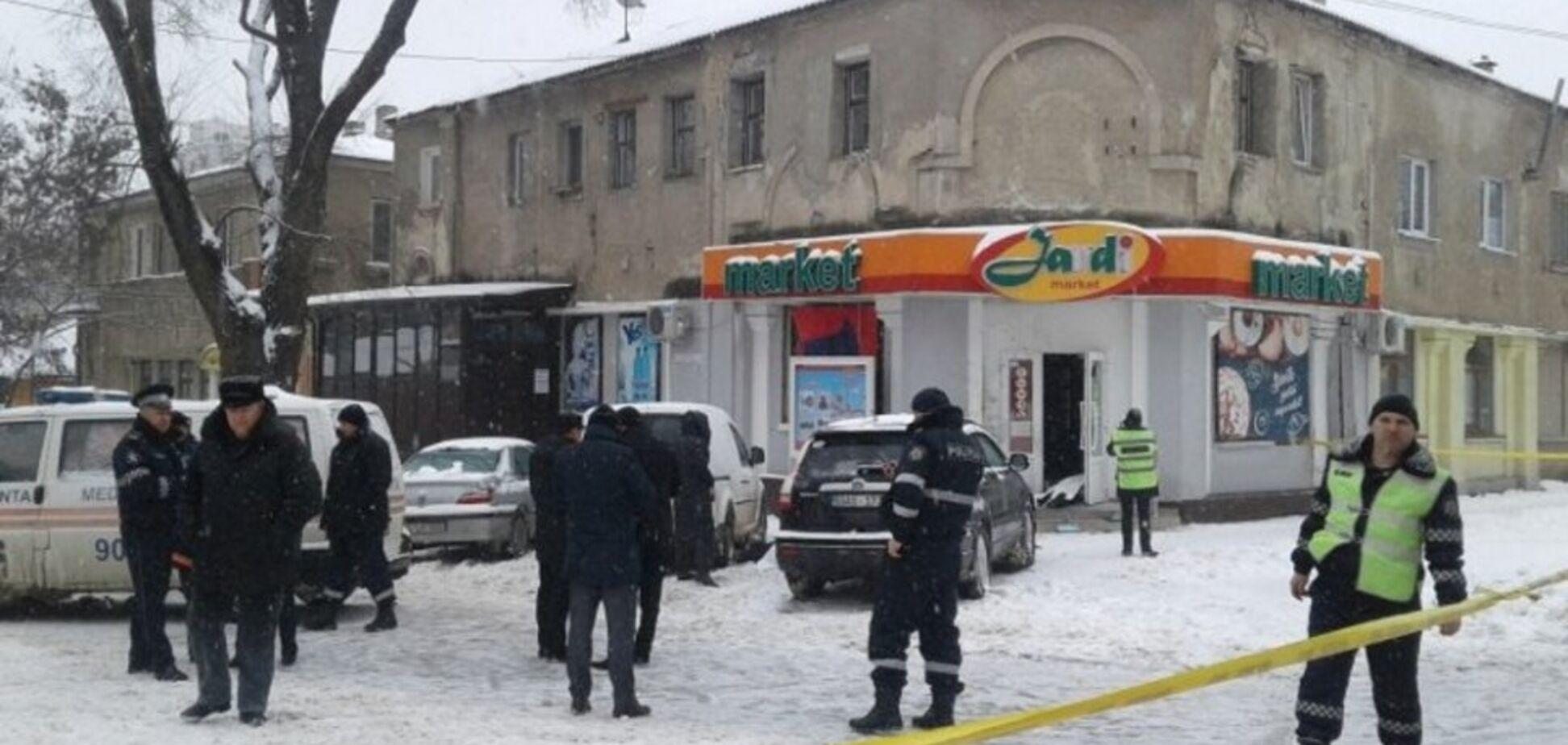 У центрі Кишинева пролунав вибух: є жертви