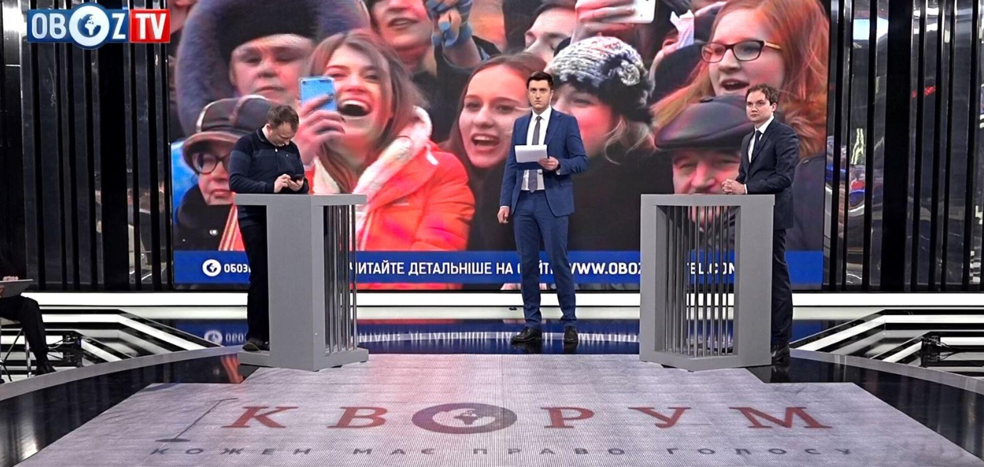 Настоящий маньяк: в Меджлисе пояснили, зачем Путину Крым