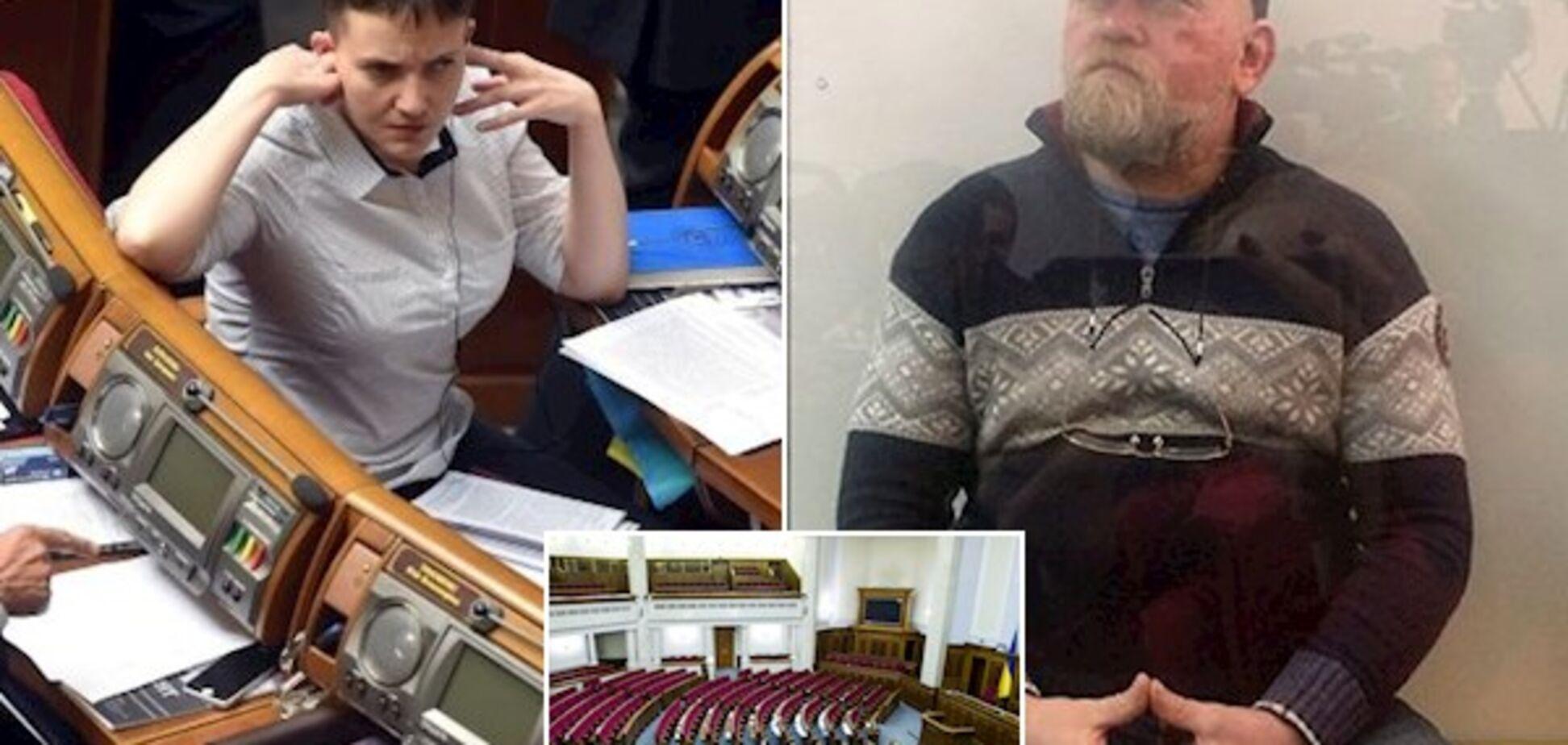Віддаємо цю дурепу: Колесніков розкрив роль Савченко в підготовці держперевороту