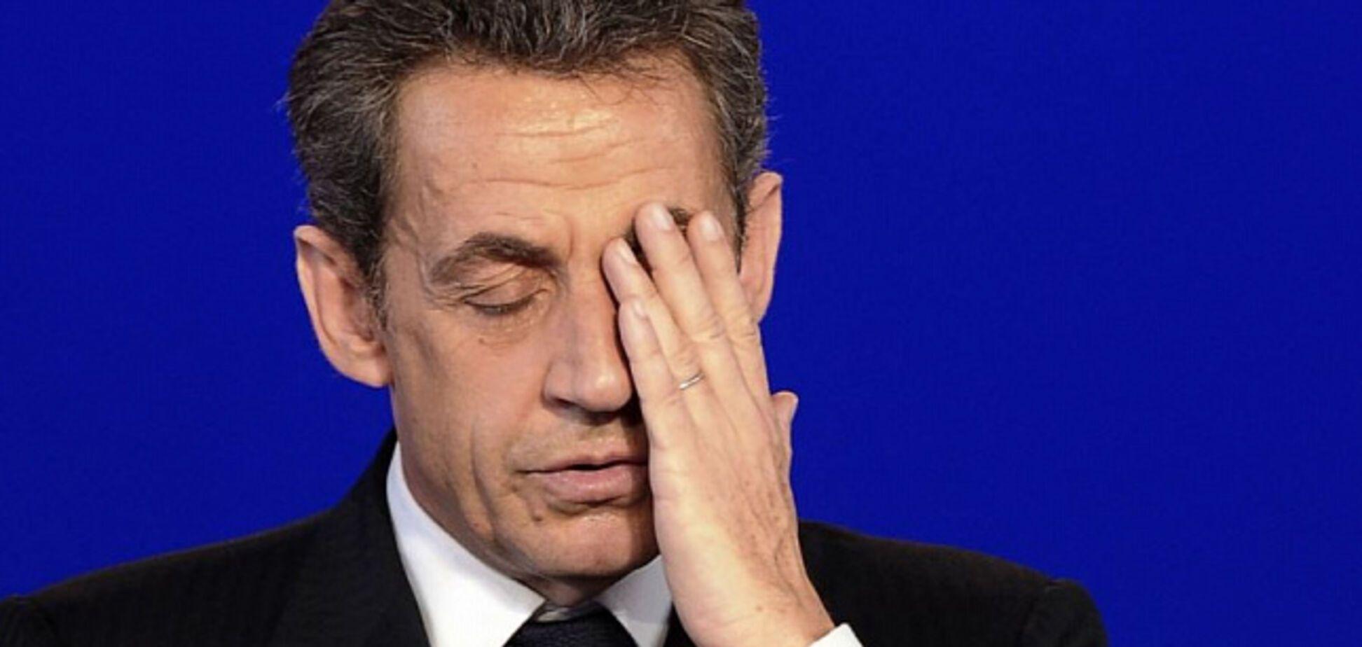 Задержание Николя Саркози: перед законом все равны