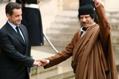 За що арештували колишнього президента Франції