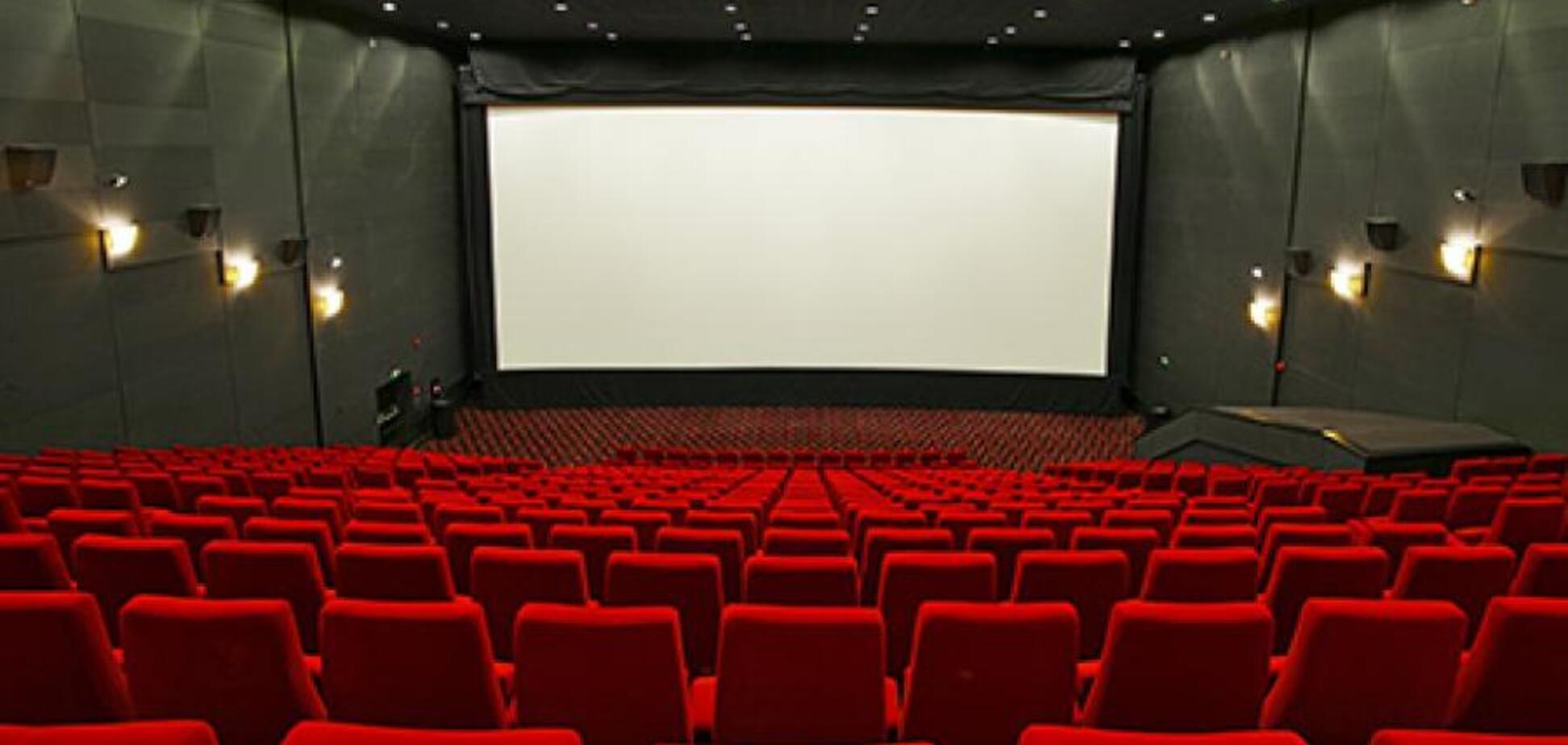 У Києві вирішили відремонтують шість кінотеатрів