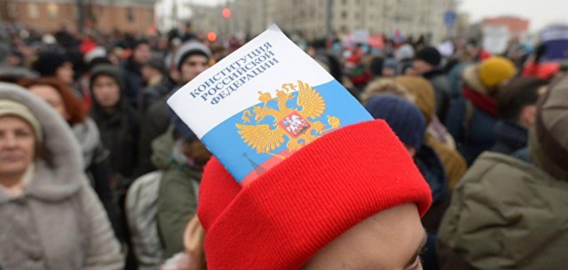Письма из России: как загнивающий Запад тянет свои щупальца