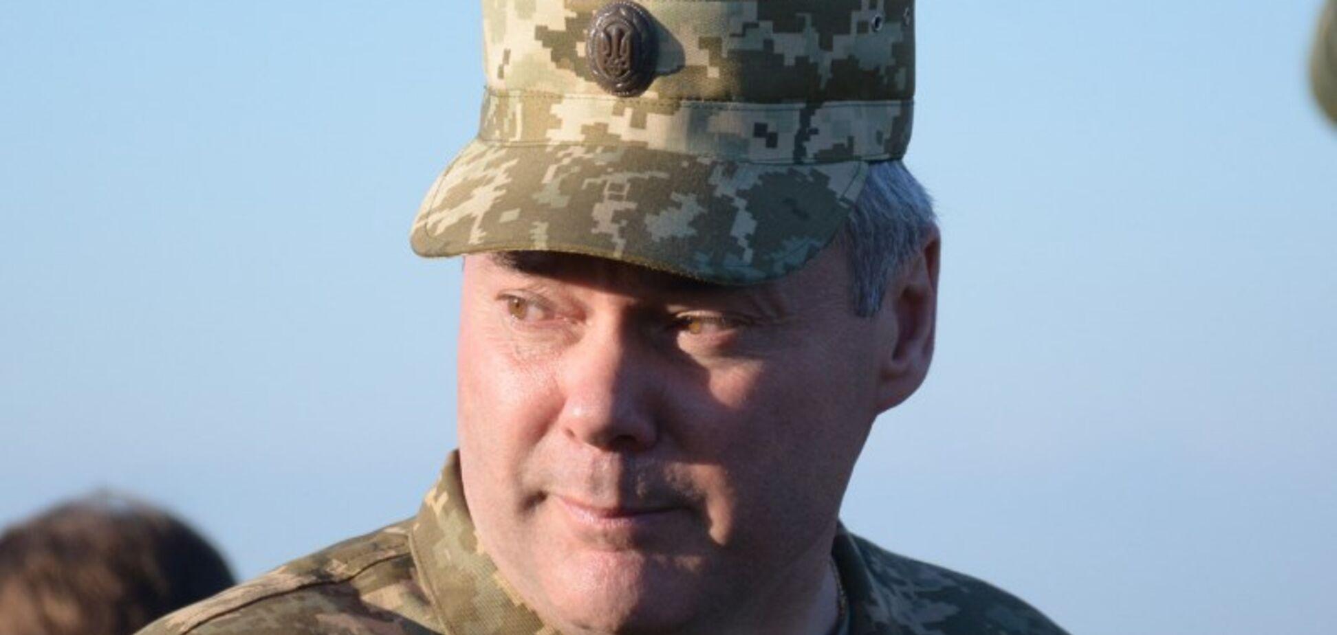 'Достичь цели': Наев озвучил главное отличие новой операции на Донбассе от АТО