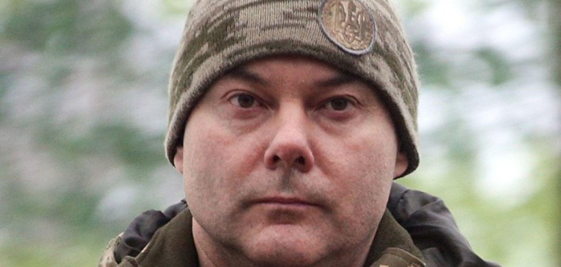 'Не обтяжує': командувач ОС Наєв розповів про рідню у Криму