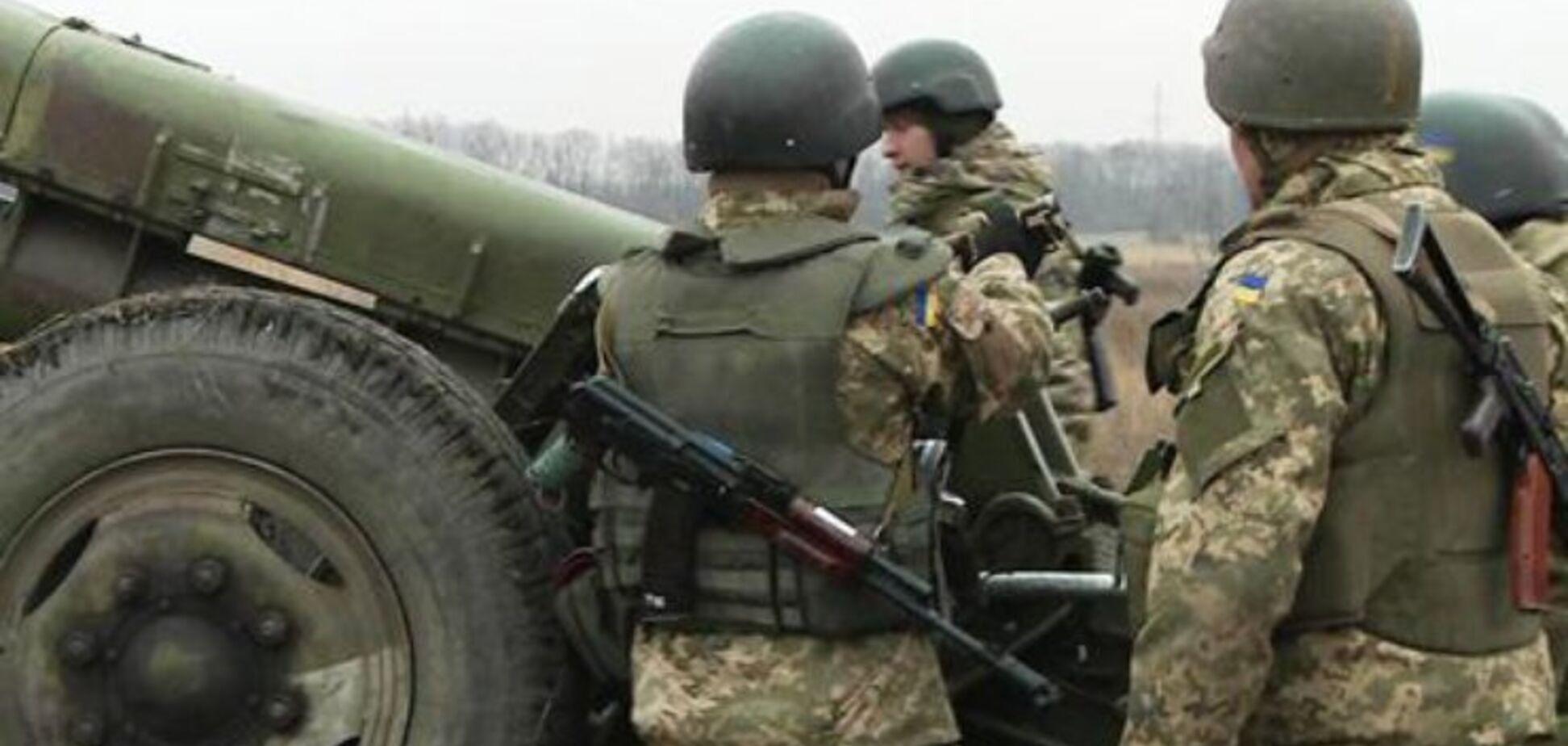 Террористы ударили на Донбассе
