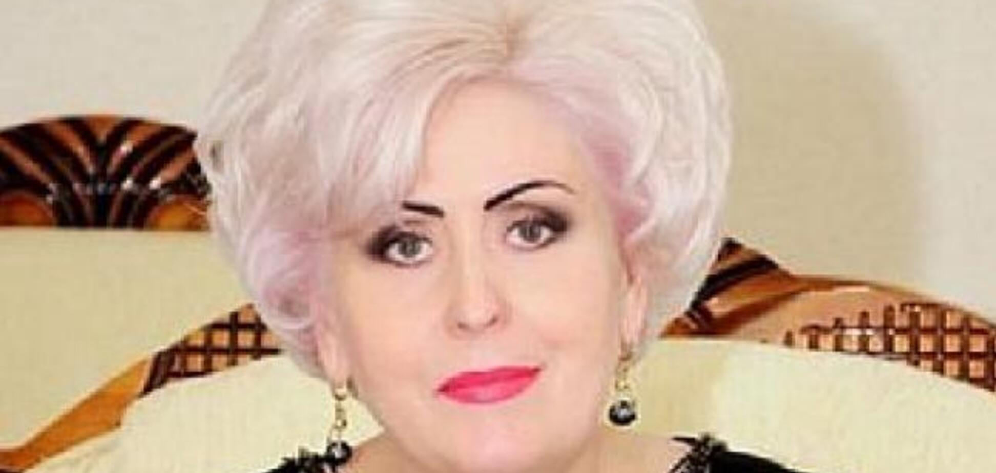 'Даже Шевченко в шоке': сепаратистка Штепа блеснула будуарным фото