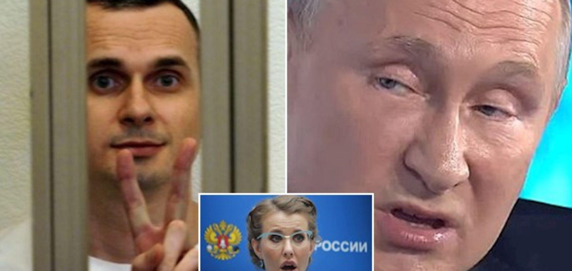 Чистий піар: російський політолог оцінив інформацію про помилування Сенцова